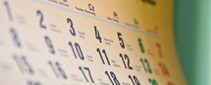 See Calendar